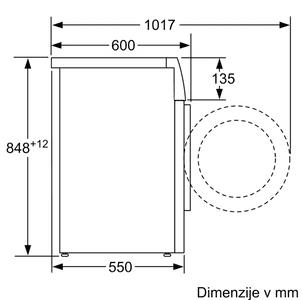Bosch WAN24263BY Iznimni rezultati pranja